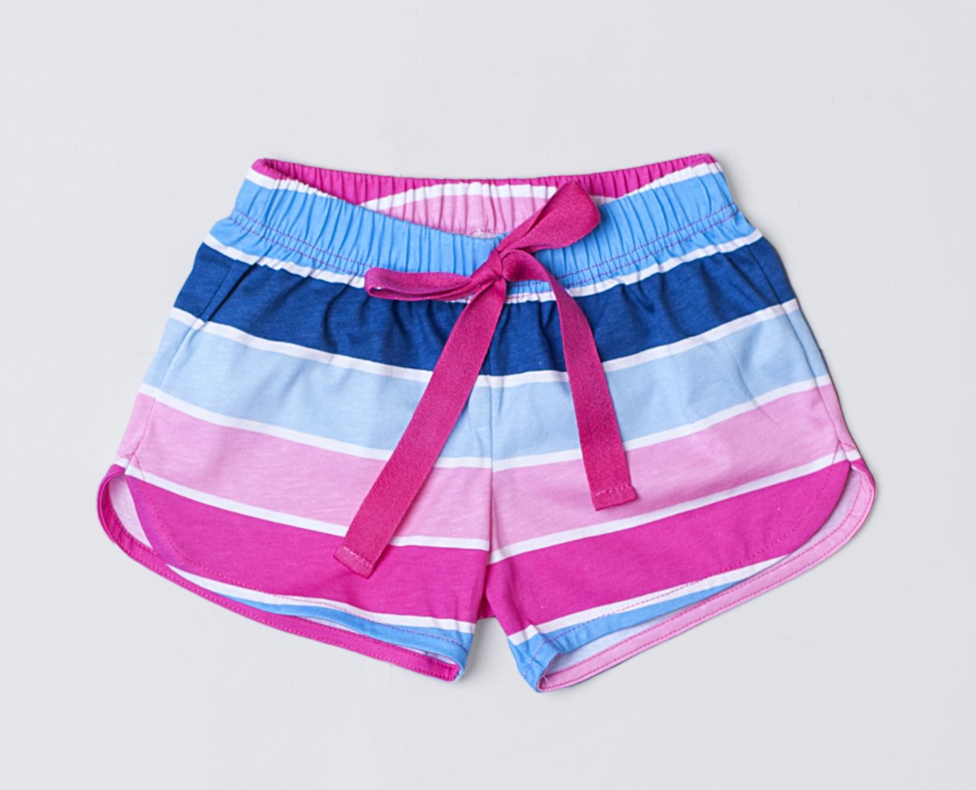 Детские женские шорты E16K-34D101