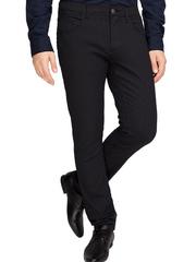 BPT001417 брюки мужские, черные