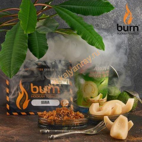Burn Guava