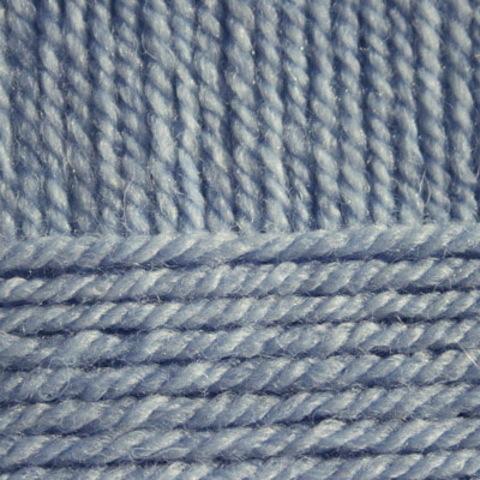 Пряжа Популярная (Пехорка) цвет 195 незабудка купить в интернет-магазине недорого