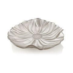Тарелка десертная 22см IVV Magnolia слоновая кость