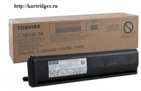 Картридж Toshiba T-1810E-5K/ 6AJ00000061