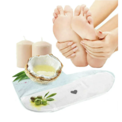 """Носки для ухода за кожей ног """"Парафинотерапия"""""""