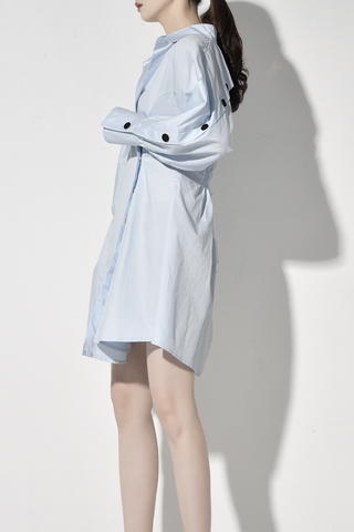 Платье-рубашка «XOSCA» купить
