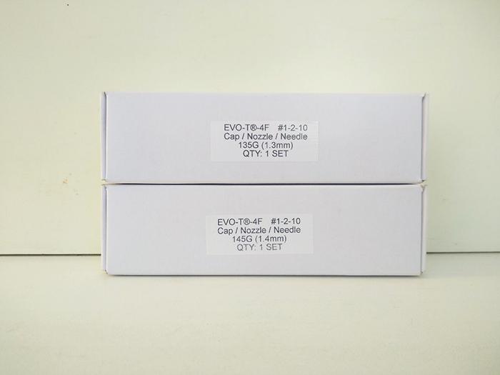Сменные комплекты для краскопульта STAR EVO-T 4F