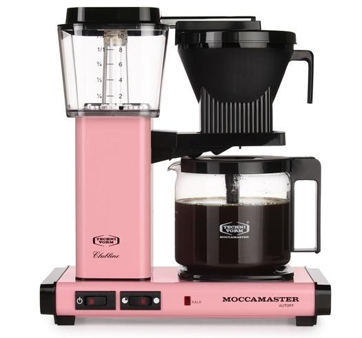 Moccamaster KBGC982 AO pink