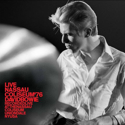 David Bowie / Live Nassau Coliseum '76 (2LP)