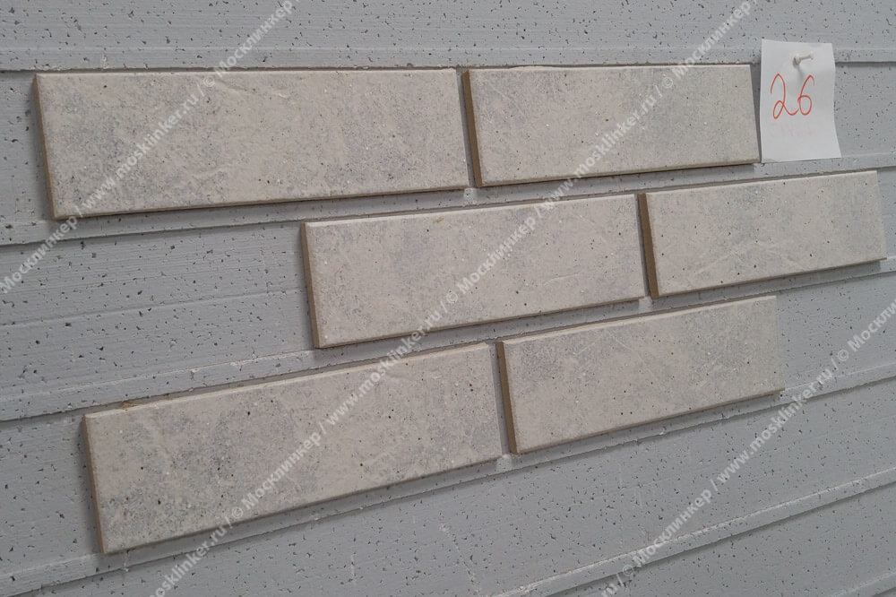 ABC - Granit, Grau, 240х71х10, NF - Клинкерная плитка для фасада и внутренней отделки