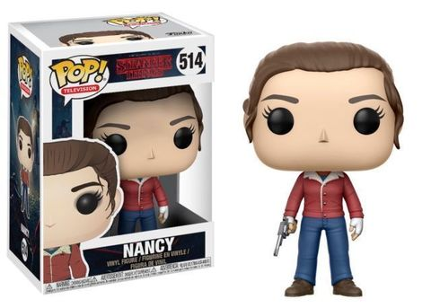 Nancy (Stranger Things) Funko Pop! Vinyl Figure || Нэнси