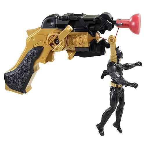 Dark Knight Rises Zipline Blaster Batman