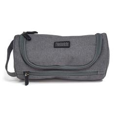 сумочка для туалетных принадлежностей l'hedoniste серая