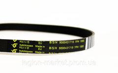 Ремень привода барабана для машин Бош  с сушкой (серия WTE) 650499