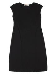 GDR009183 Платье женское. черное