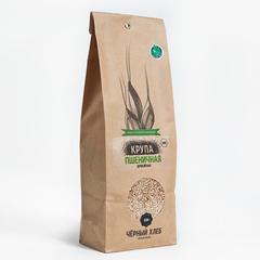 Крупа пшеничная дробленая Био Черный Хлеб 500 г