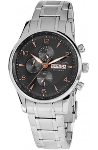 Купить Наручные часы Jacques Lemans 1-1844K по доступной цене