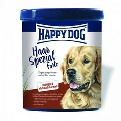 Кормовая добавка для собак Happy Dog Haar Spezial Forte для здоровья кожи и шерсти