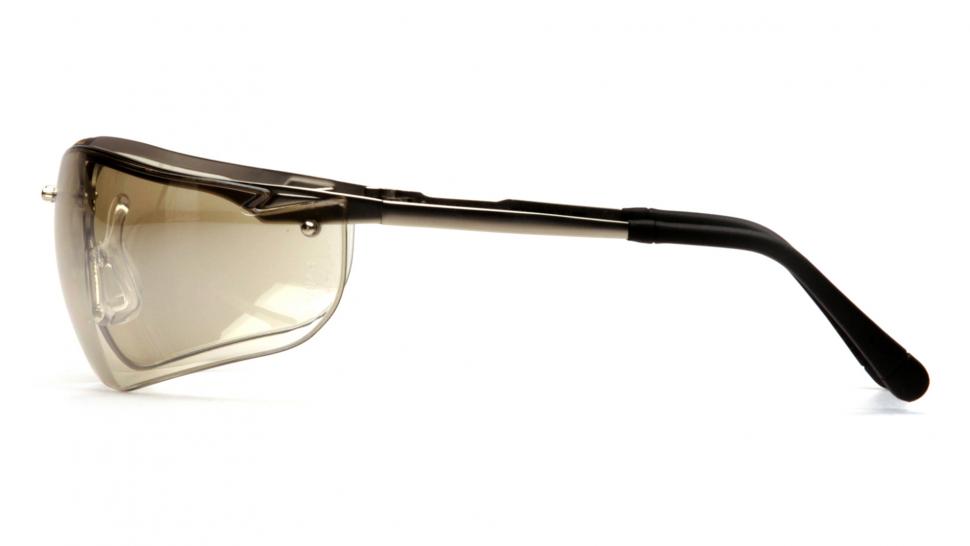 Очки баллистические стрелковые Pyramex Venture 2 SGM1880S зеркально-серые 50%