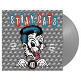 Stray Cats / 40 (Coloured Vinyl)(LP)