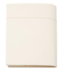Простыня прямая 280x320 Blanc des Vosges сатин сливочная