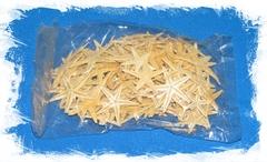 Сахарные морские звездочки 2 - 3 см
