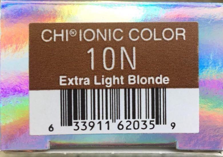 Крем-краска CHI Ионик 10 N 85 гр