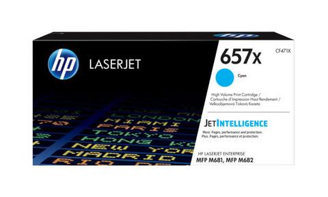 Картридж HP CF471X № 657X