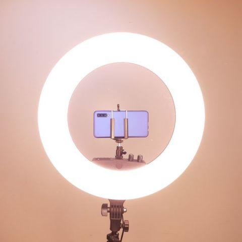 Кольцевая лампа LED RING RC480 (45 см)