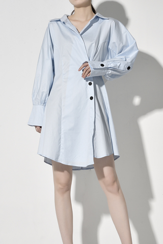 Платье-рубашка «XOSCA»