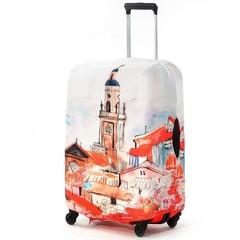 чехол для чемодана «del mar», размер m/l (52-65 см)
