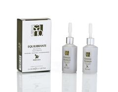 NIRVEL лосьон-комплекс для чувствительной кожи головы balansing 2*30 мл