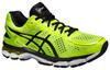 Мужские кроссовки для бега Asics Gel-Kayano 22 (T547N 0790) желтые