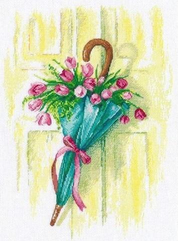 OVEN-1041 Цветочное послание