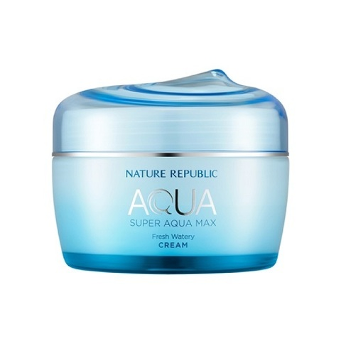 Гель крем NATURE REPUBLIC Super Aqua Max Fresh Watery Cream 80ml