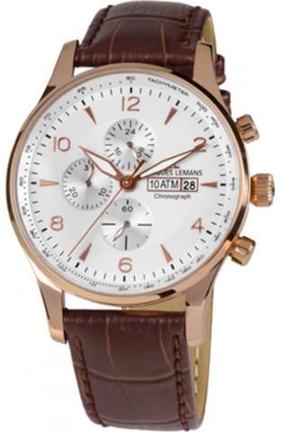 Купить Наручные часы Jacques Lemans 1-1844F по доступной цене