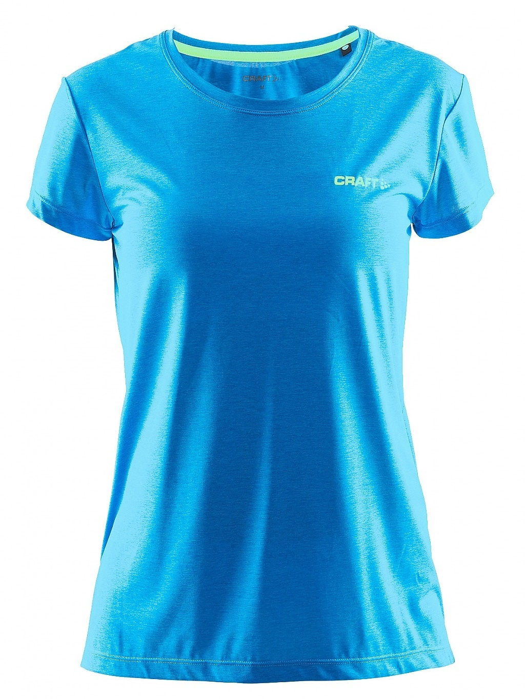 Женская футболка Craft Training Pure Light (1903320-1320) голубой