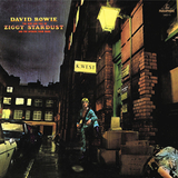 David Bowie / The Rise And Fall Of Ziggy Stardust And The Spiders From Mars (Coloured Vinyl)(LP)