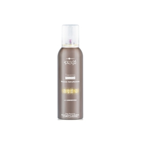 INIMITABLE STYLE Crispy Gel Mousse 250ml Гель-мусс