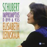 Elisabeth Leonskaja / Schubert: Impromptus (2LP)