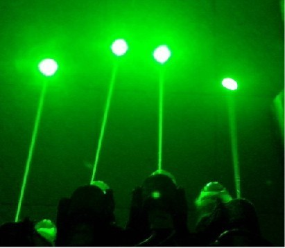Green Laser Gloves, foto 2