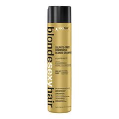 Sexy Hair Sulfate-free Bombshell Blonde Shampoo - Шампунь для сохранения цвета без сульфатов