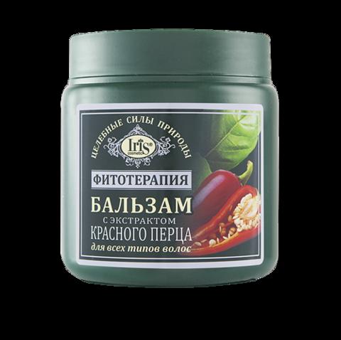 Iris Фитотерапия Бальзам с экстрактом красного перца 500 мл