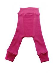 Шерстяные штанишки Babyidea, Розовый