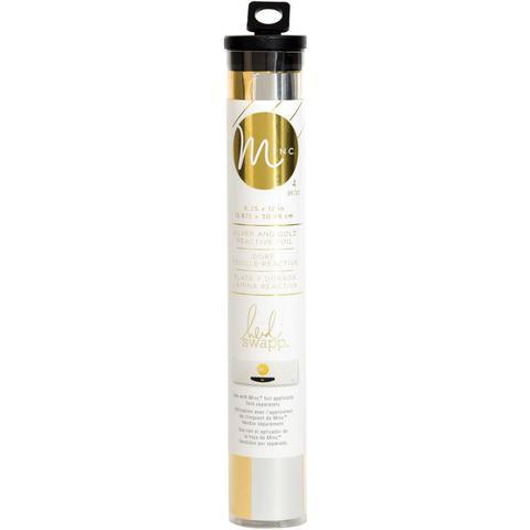 Тонерочувствительная фольга Silver & Gold для MINC от Heidi Swapp - Silver & Gold