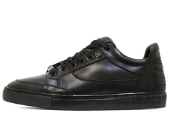 Кеды Мужские Philipp Plein Low-Top Classic Leather (С Мехом)