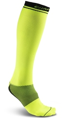 Компрессионные гольфы Craft Compression lime