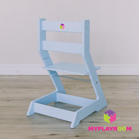 Растущий стульчик, голубой 3