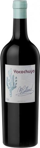Вино Якочуйя з.н.м.п.  красное сух. выдержанное 15%  0,75л Аргентина