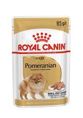 Паштет для взрослых собак породы померанский шпиц, Royal Canin Pomeranian Adult