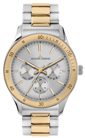 Купить Наручные часы Jacques Lemans 1-1691ZH по доступной цене
