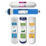 Комплект картриджей AquaPro, 5 ступеней